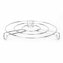 Classic Round Trivet - @home by Nilkamal, Silver