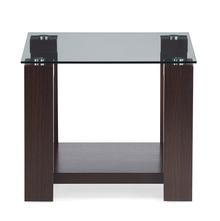 Verona Side Table - @home by Nilkamal, Walnut