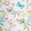 Butterfly Print 180 cm x 200 cm Shower Curtain - @home by Nilkamal, Teal