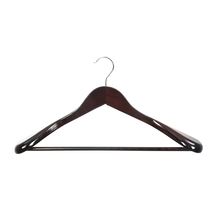 Coat Hanger 45 cm x 23 cm - @home by Nilkamal, Dark Brown