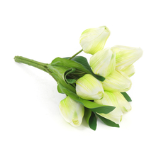 Tulip Flower Bunch - @home by Nilkamal, White