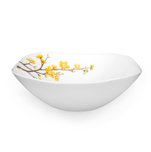 Laopala Quadra Summertide Serving Bowl, Multicolor