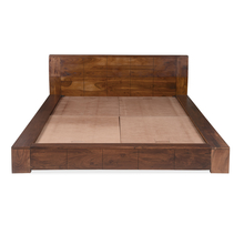 Amelia Queen Bed without Storage - Espresso