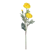 Marigold Flower Stick - @home by Nilkamal, Yellow
