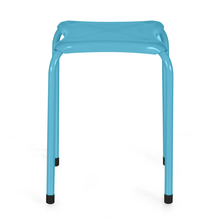 Nilkamal Rovena Stacking Stool, Blue