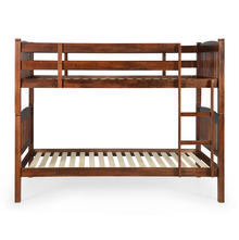 Dom Bunk Bed - @home by Nilkamal, Cappucino