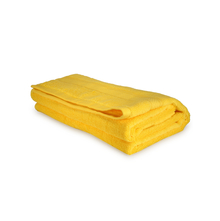 70 cm x 120 cm Bath Towel - @home by Nilkamal, Yellow