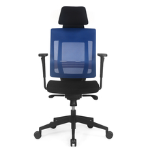 Nilkamal Pinnacle High Back Office Chair,  blue