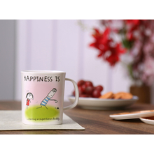 Happiness Radiant Daddy Epic 250ML Mug, White