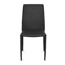 Janet Dining Chair, Black