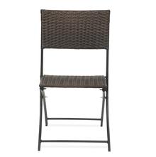 Jack Garden Chair - @home by Nilkamal, Mocha Brown