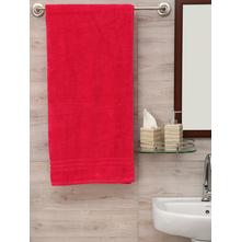Zerotwist 80 cm x 160 cm Shower Towel, Fushcia