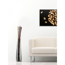 Solitary Tall Wicker Sticks - @home by Nilkamal, Beige