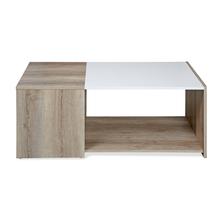 Vince Center Table - @home by Nilkamal, Dark Oak