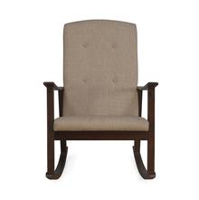 Kosmo Rocking Chair, Walnut