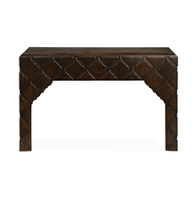 Jharokha Console Table - @home by Nilkamal, Espresso
