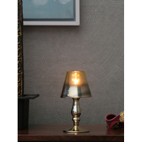 Lux Mirage Votive Lamp, Mustard
