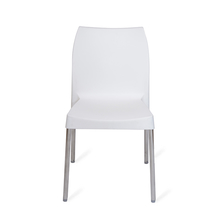 Novella 07 Chair - @home Nilkamal,  white