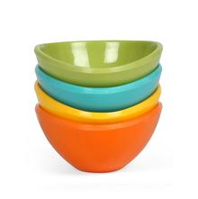 Viola Sauce Bowl Set Of 4, Mix Colour