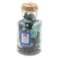 Ocean Bottle Potpourrie -@home by Nilkamal, Indigo