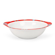 Mickey 320 ml Snack Bowl with Handle - @home by Nilkamal, Multicolor