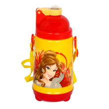 Bell Kinds Sipper Bottle 400 Ml, Yellow