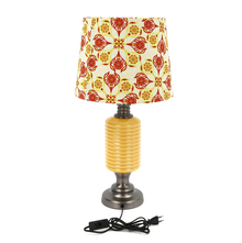 Spectra Table Lamp, Yellow