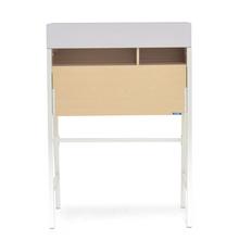 Nilkamal Neon Study Table, White