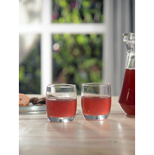 Ivory Rock Water Glass Set Of 6