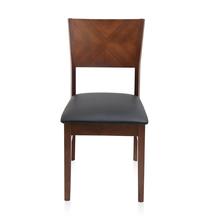Godwin Dining Chair - @home by Nilkamal, Black Breve
