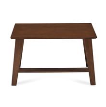 Presto Side Table, Walnut