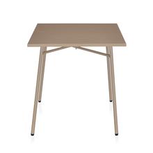 Nilkamal Rosta Square Table, Grey