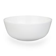 Round 4 Inch Veg Batti Bowl, White