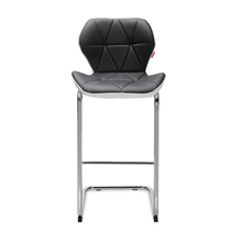 Darcy Bar Stool - @home by Nilkamal, Black