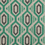 Hexagon 40 x 60 cm - @home by Nilkamal, Sea Green