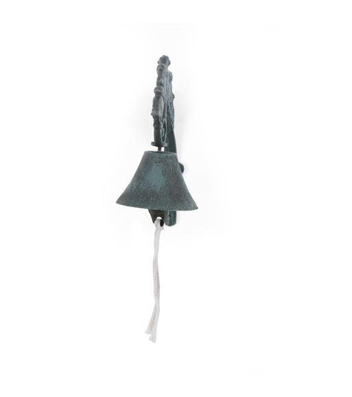 Birds Caller Medium Door Bell - @home by Nilkamal, Bronze