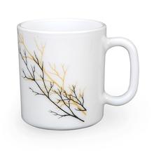 Golden Fall Set Of 2 220ML Mug, Multicolor