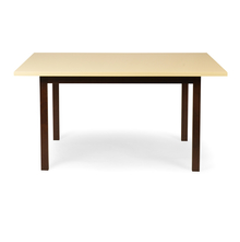 Neo Seoul 6 Seater Dining Table - @home by Nilkamal, Ivory