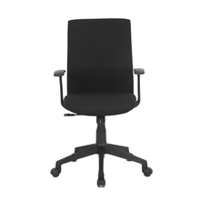 Nilkamal Optima Mid Back Office Chair, Black