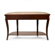 Pisces Console Table - @home by Nilkamal, Walnut