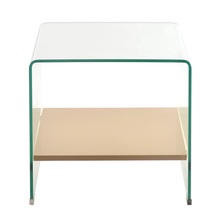 Debi Side Table - @home By Nilkamal, Sand Beige