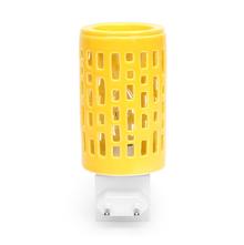 Electrical Plugin Diffuser 5cmX5cmX8cm - @home by Nilkamal, Yellow