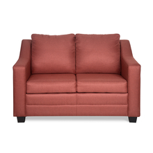 Rome 2 Seater Sofa - @home by Nilkamal, Maroon