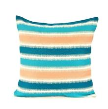 Zinnia 40 x 40 cm Cushion Cover - @home by Nilkamal, Teal
