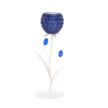 Table Votive Stand 1 Piece - @home by Nilkamal, Indigo