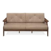 Gia 3 Seater Sofa - @home by Nilkamal, Wenge