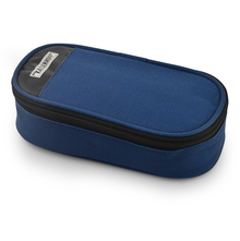 Bergner Super Set of 2 Lunch Box with Bag - Blue