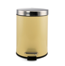 12 Litre Dustbin - @home By Nilkamal, Beige