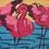 Flamingo Coir 45 x 75 cm Doormat - @home by Nilkamal, Maroon