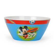 Mickey Cone 280 ml Snack Bowl - @home by Nilkamal, Multicolor